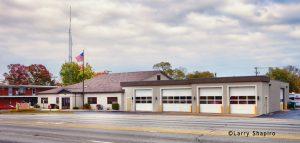 Beach Park fire station