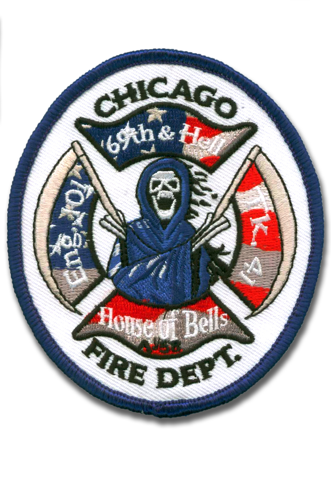 Chicago FD Engine 101's patch