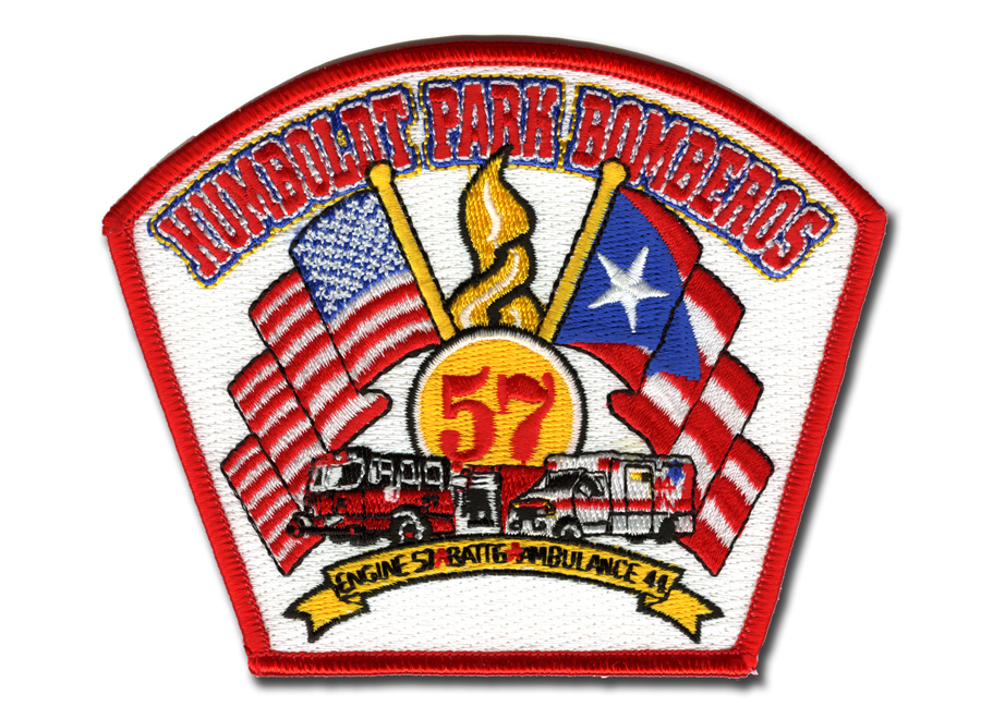 Chicago FD Engine 57's patch
