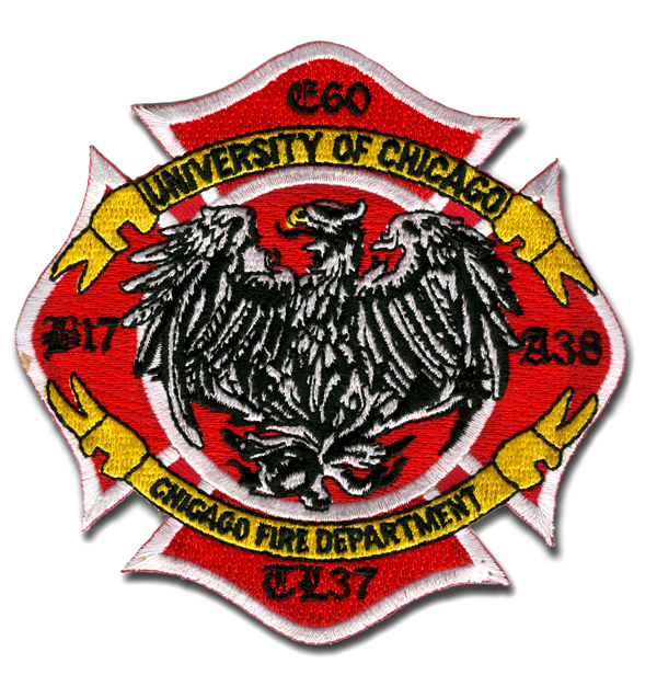 Chicago FD Engine 60's patch