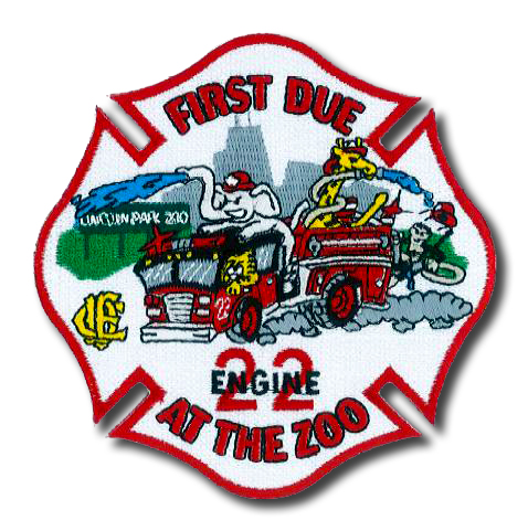Chicago FD Engine 22's patch