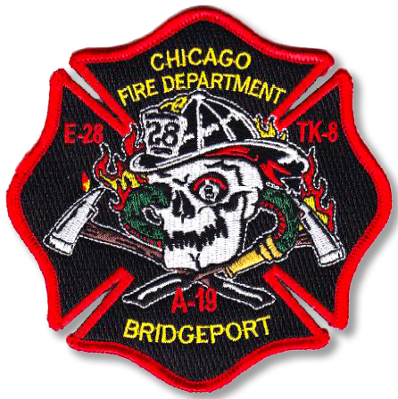 Chicago FD Engine 28's patch