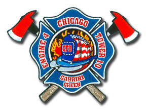 Chicago FD Engine 4 & Tower 10 patch