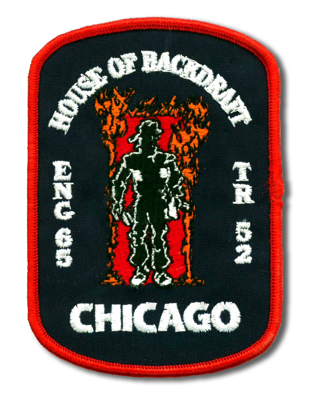 Chicago FD Engine 65's patch