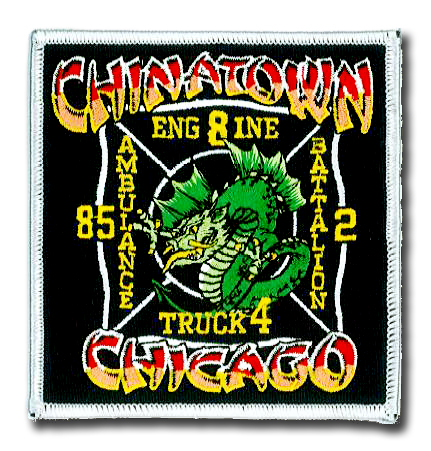 Chicago FD Engine 8 patch