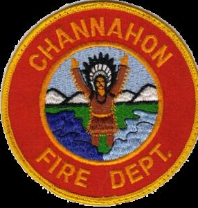 Channahon fd patch