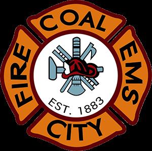 Coal City FD decal