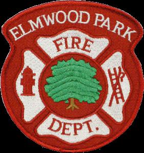 Elmwood Park FD patch