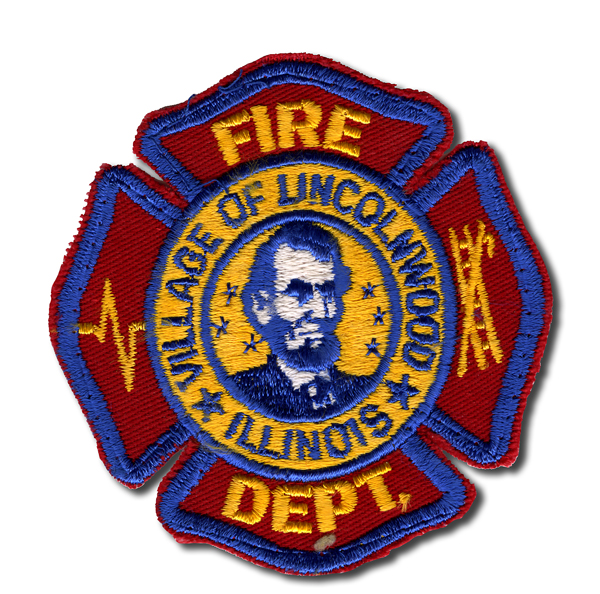 Lincolnwood Fire Department patch