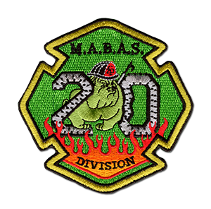 MABAS Division 20 patch