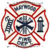 Maywood FD patch
