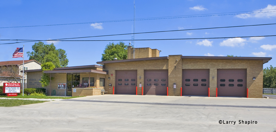 North Maine FPD Fire Station 1