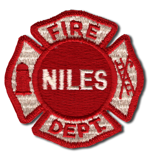 Niles Fire Department patch