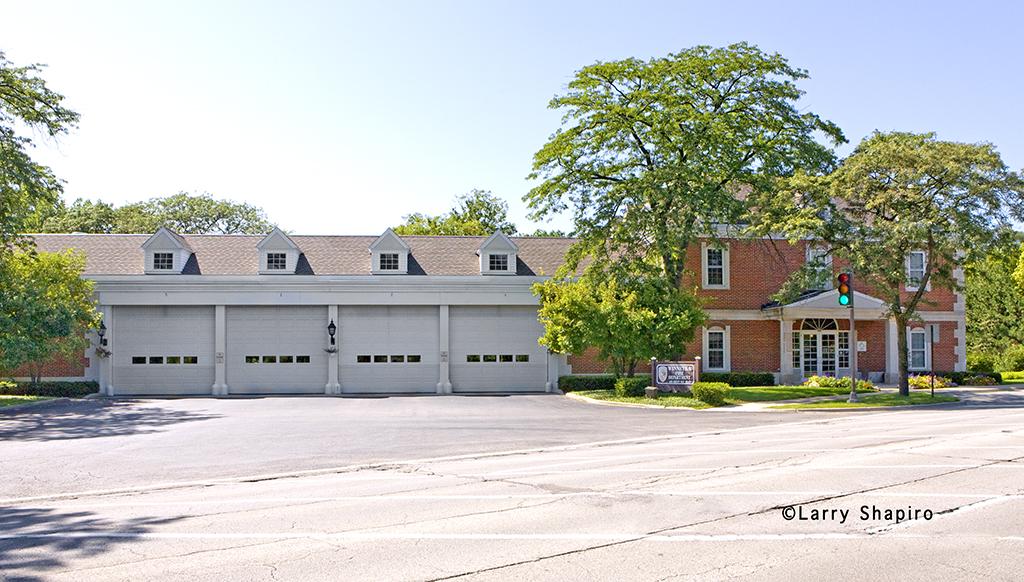 Winnetka Fire Department Station 28