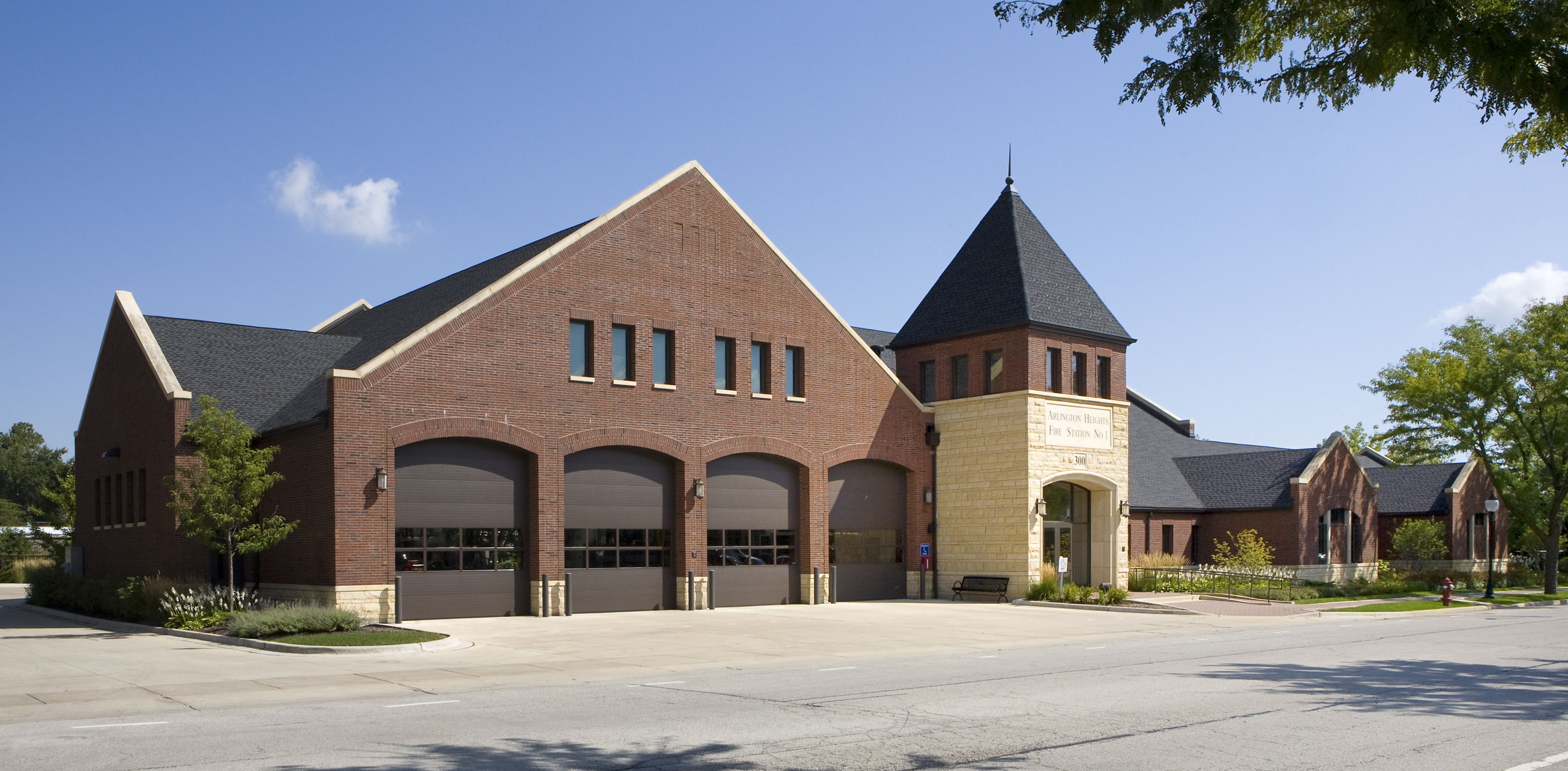 Arlington Heights FD Station 1