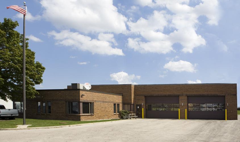 Elk Grove Township FPD Station 11