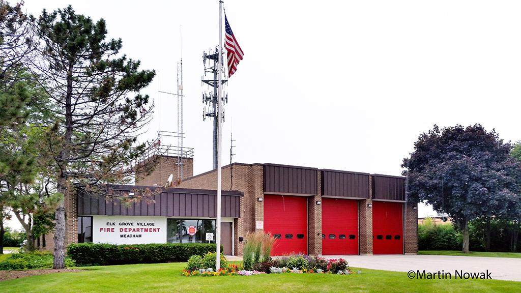 Elk Grove Village FD Station 10