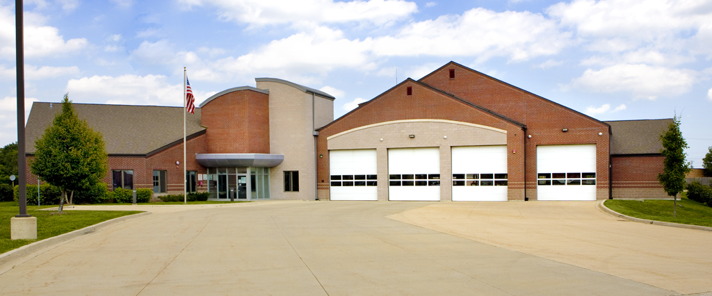 Elk Grove Village FD Station 8