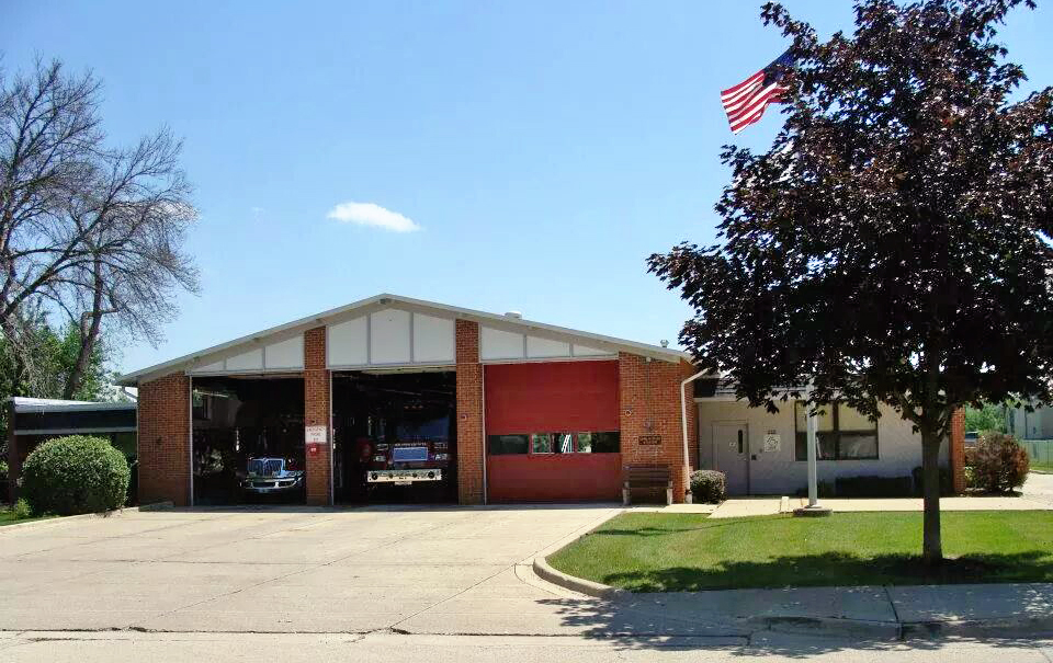 Hoffman Estates FD Station 21