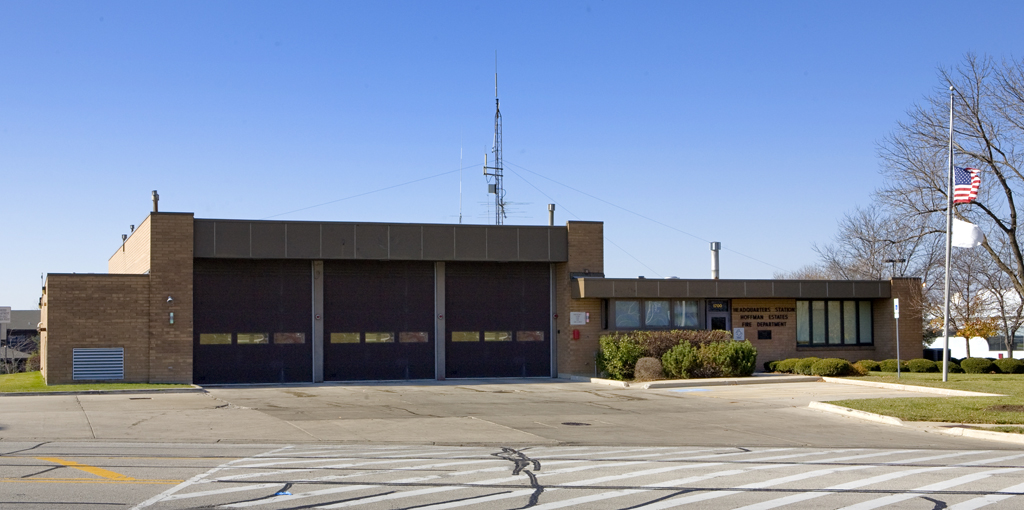 Hoffman Estates FD Station 22