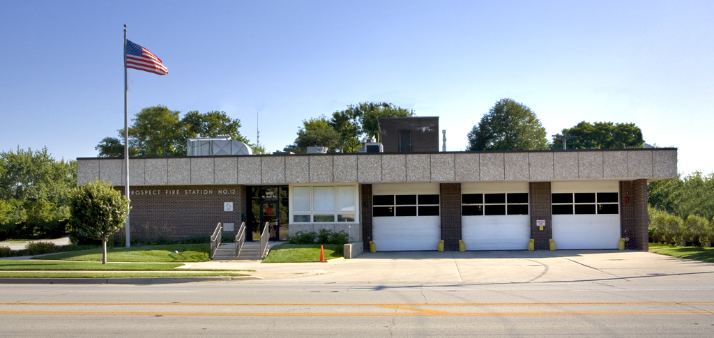 Mount Prospect FD Station 12