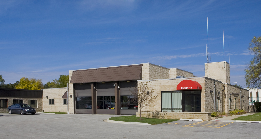 Rolling Meadows FD Station 16