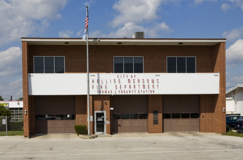 Rolling Meadows FD Station 15