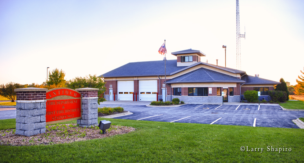First Fire District of Antioch Fire Station 2