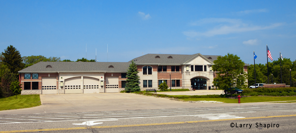 Barrington Fire Department station
