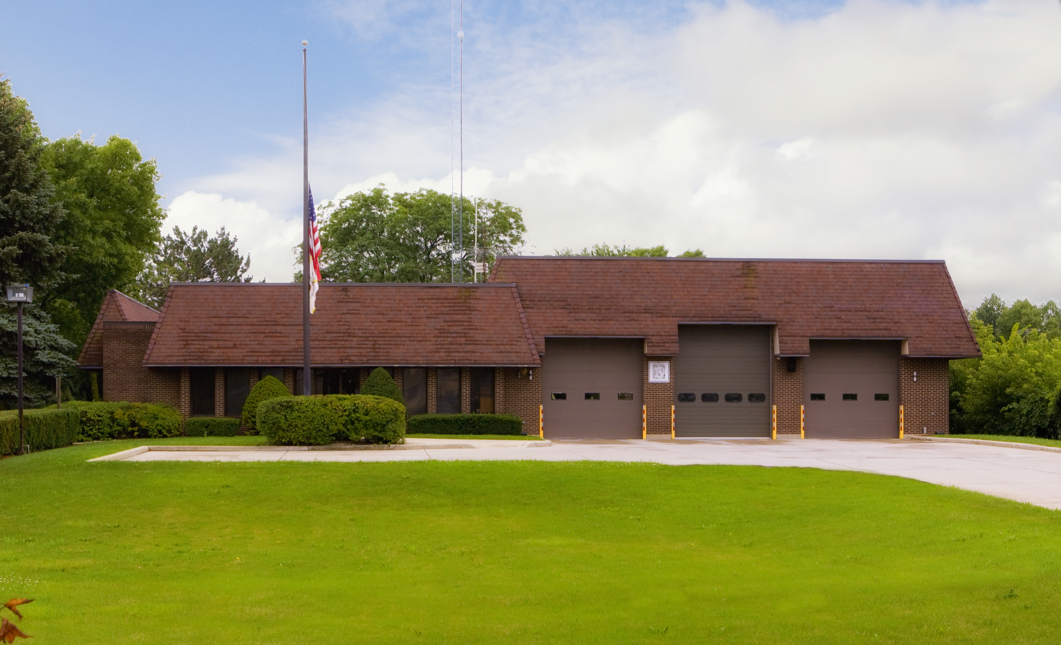 Buffalo Grove Fire Department Station 25