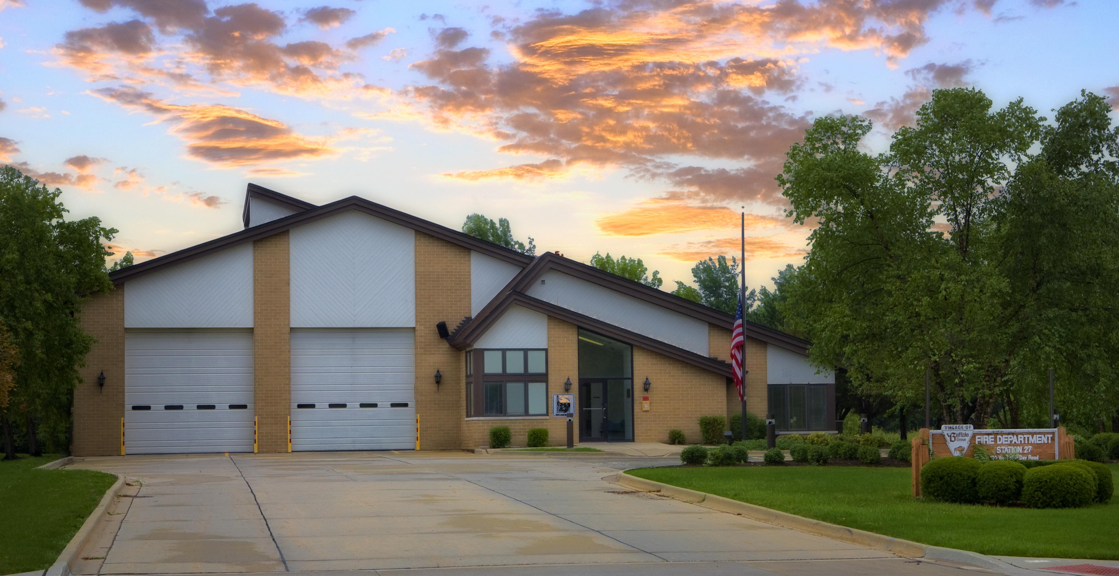 Buffalo Grove Fire Department Station 27