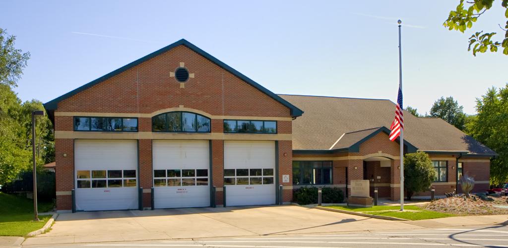 Evanston Fire Department Station 21
