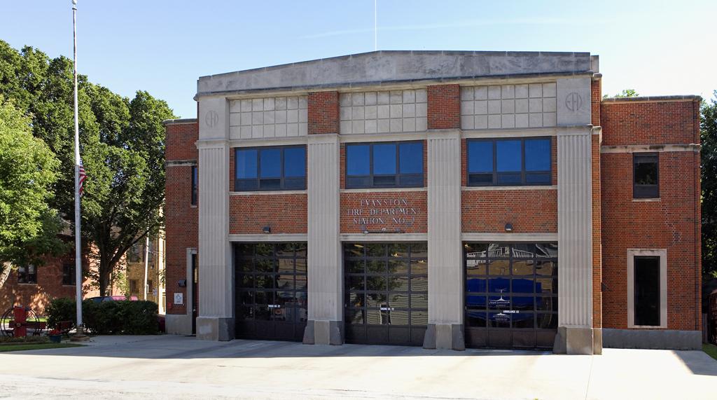 Evanston Fire Department Station 22