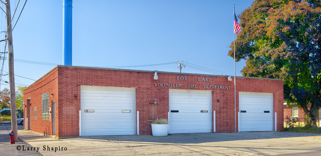 Fox Lake Fire Department Station 1