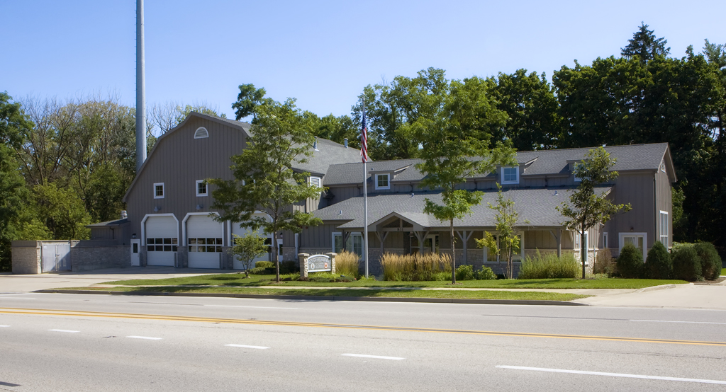 Glenview Fire Department Station 13