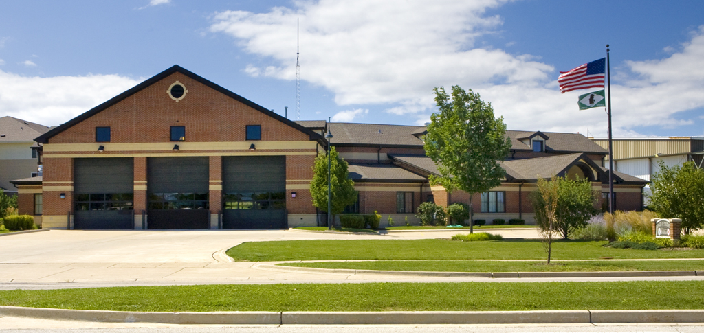 Glenview Fire Department Station 14