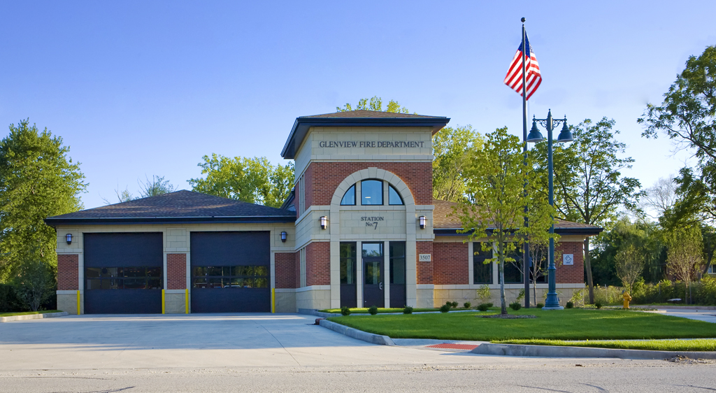Glenview Fire Department Station 7
