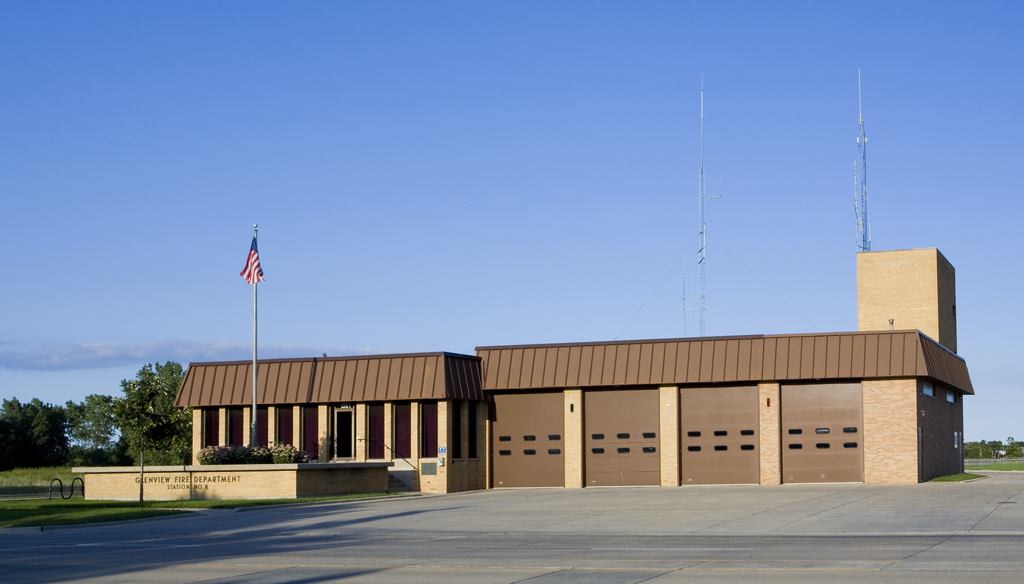 Glenview Fire Department Station 8
