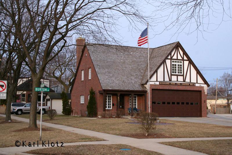 Highland Park Fire Department Station 32