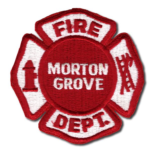 Morton Grove Fire Department patch