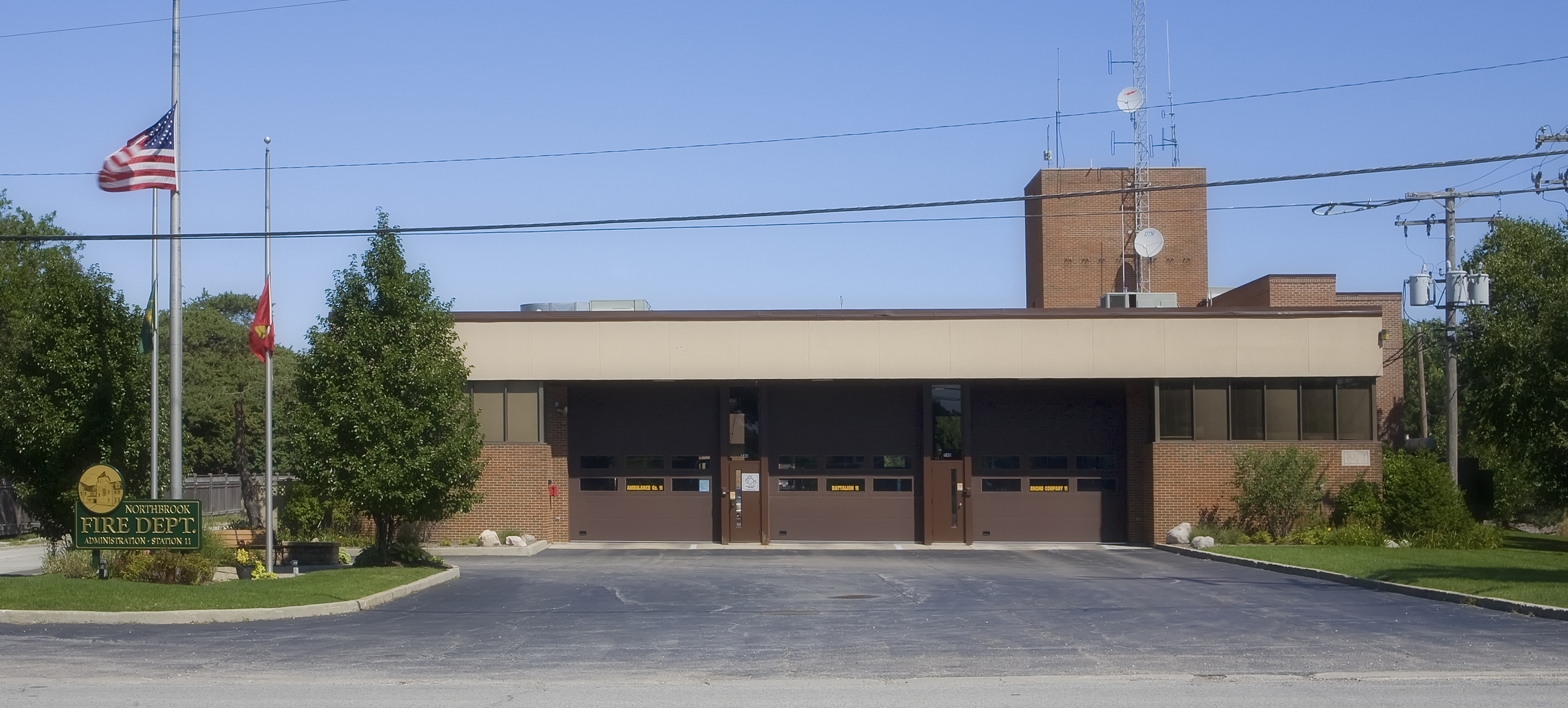Northbrook Fire Department Station 11