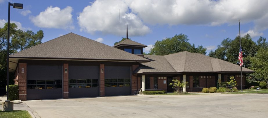 Northbrook Fire Department Station 12
