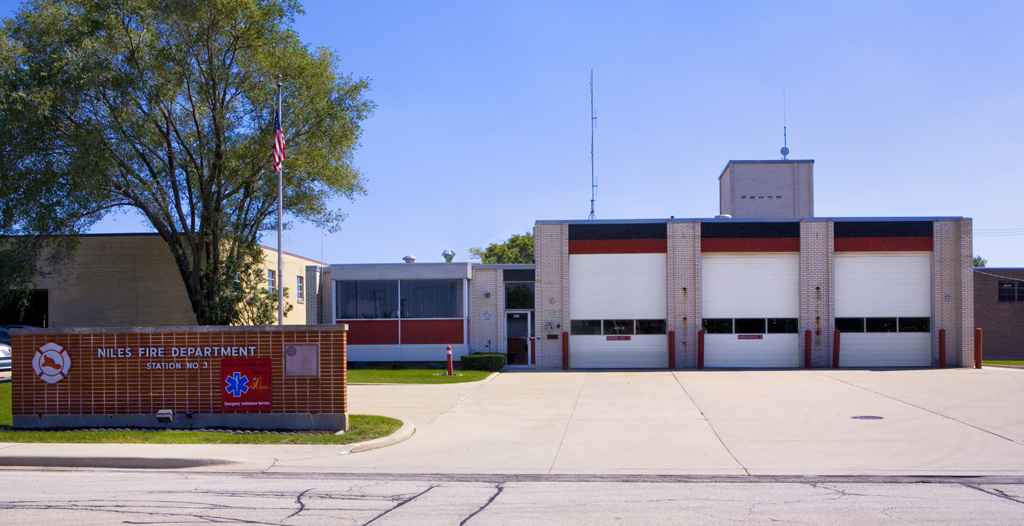 Niles Fire Department Station 3