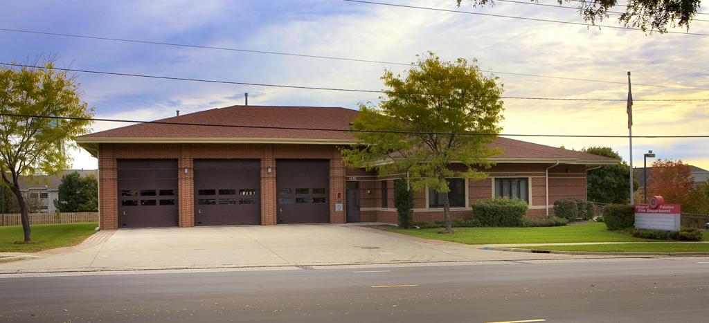 Palatine Fire Department Station 82
