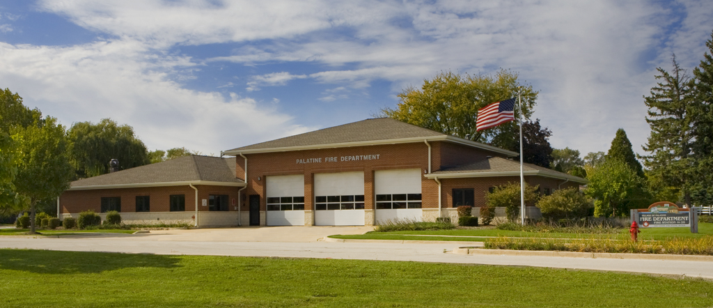 Palatine Fire Department Station 83