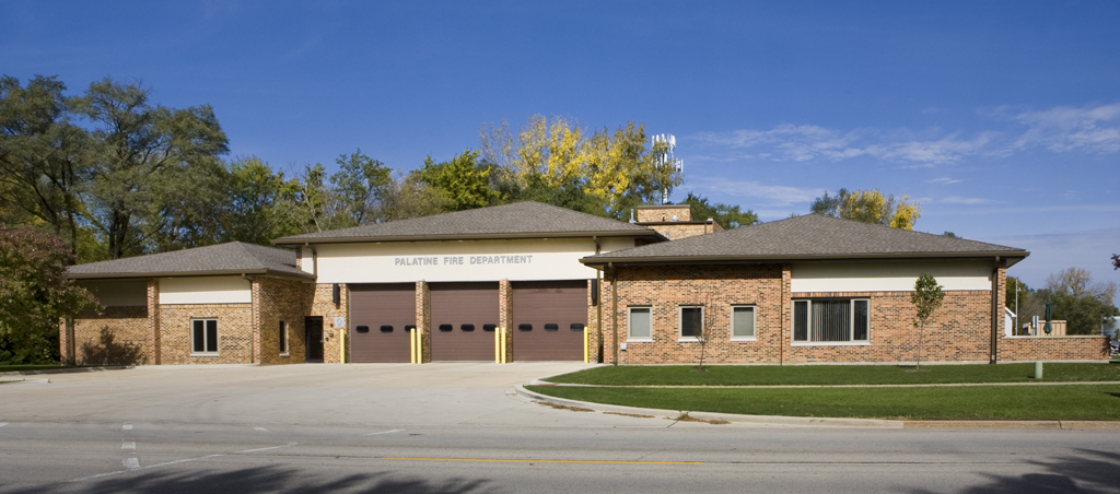 Palatine Fire Department Station 84