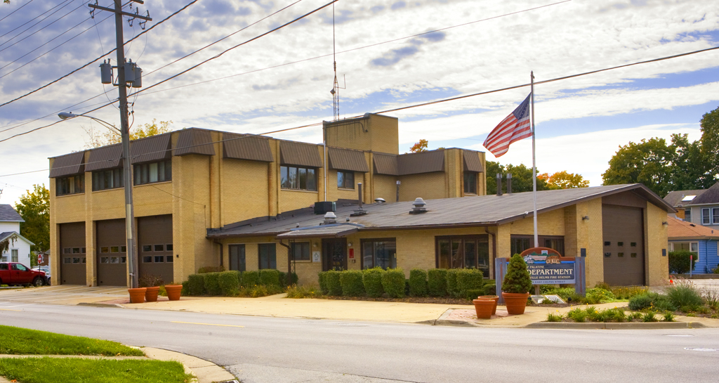 Palatine Fire Department Station 85