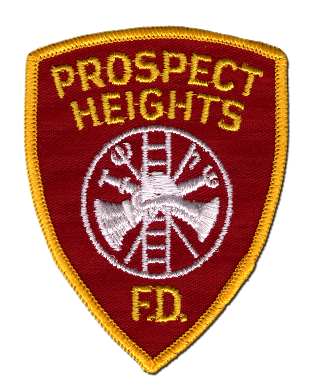 Prospect Heights Fire District patch