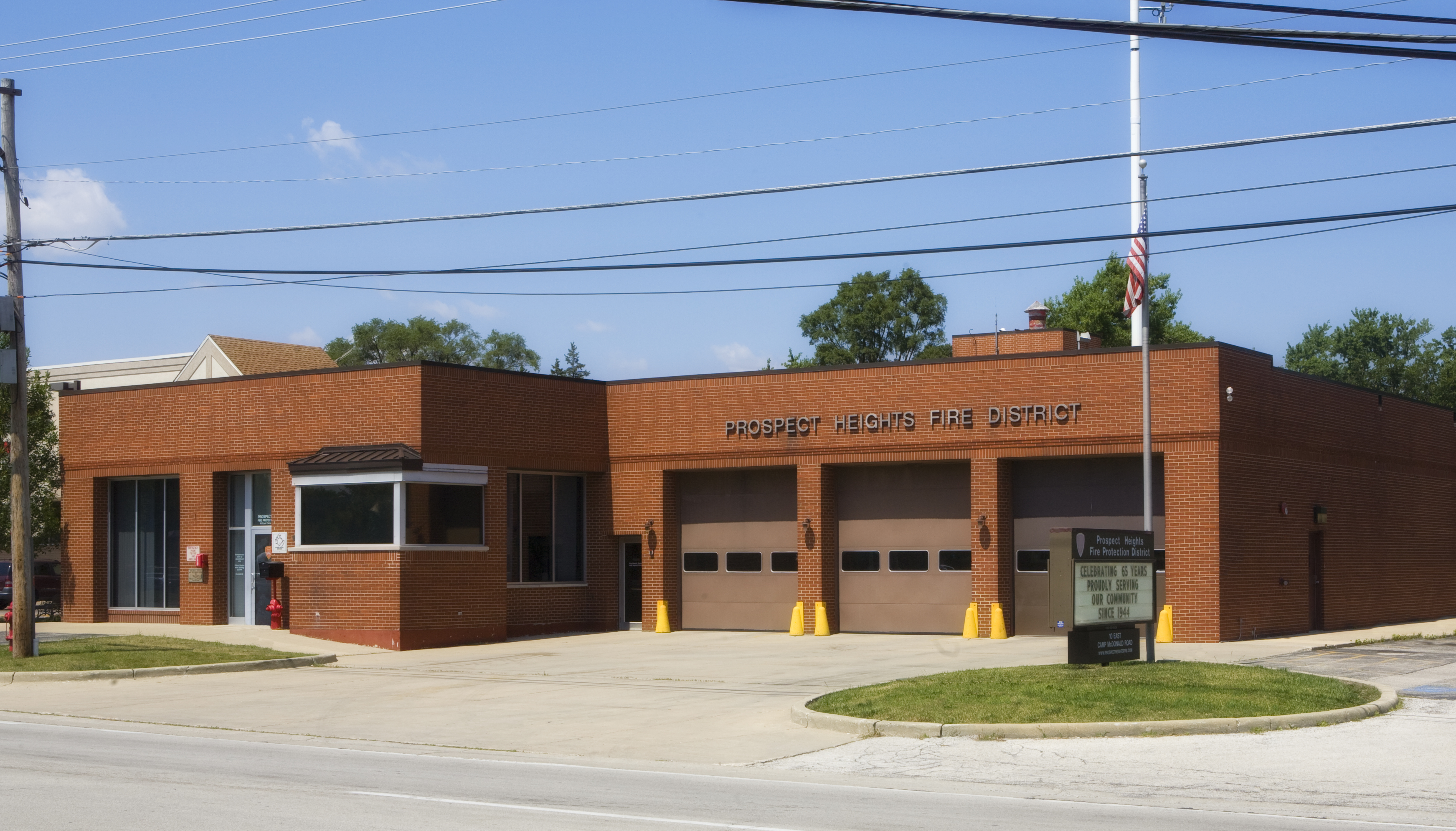 Prospect Heights Fire District Station 9