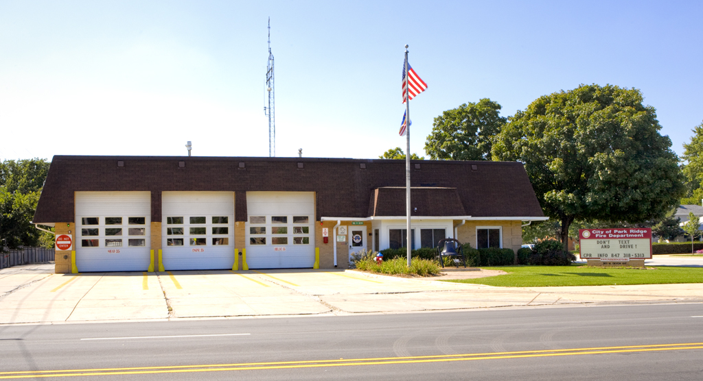 park ridge building department